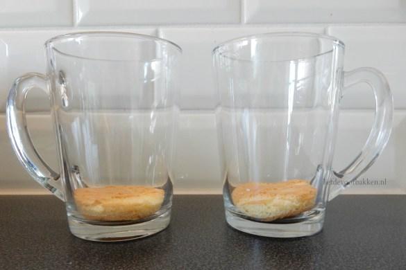 Taartjes in een glaasje!