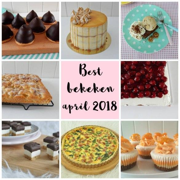 Best bekeken recepten april 2018