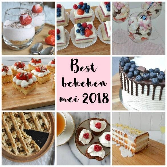 Best bekeken recepten mei 2018