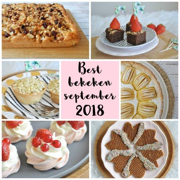 Best bekeken recepten september 2018