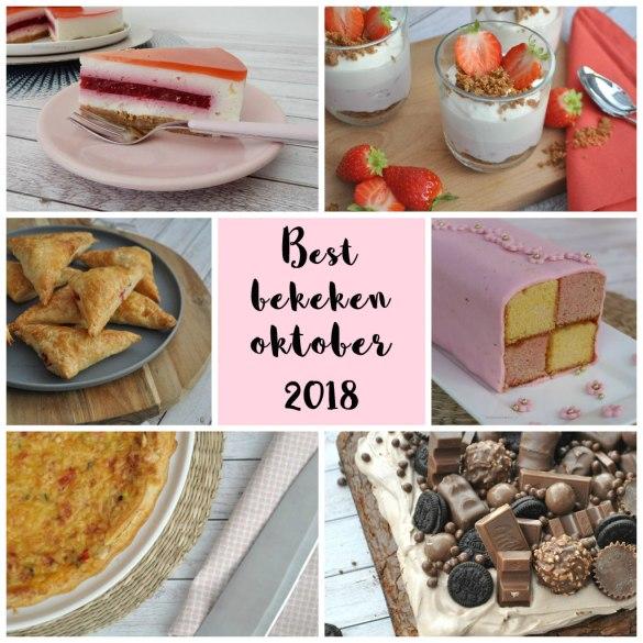 Best bekeken recepten oktober 2018