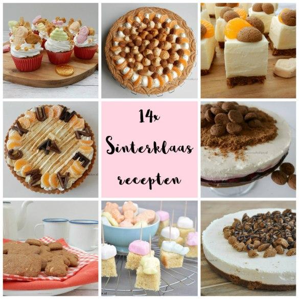 14 x Sinterklaas recepten