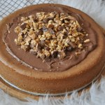 Snickers cheesecake