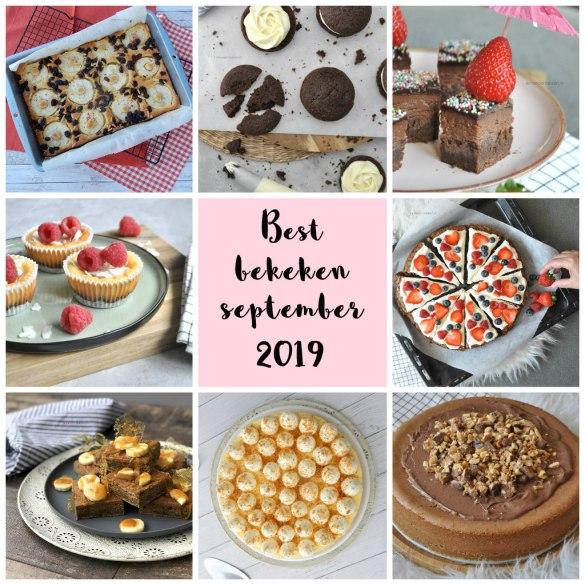 Best bekeken recepten september 2019