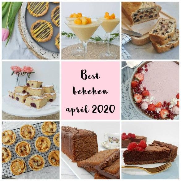 Best bekeken recepten april 2020