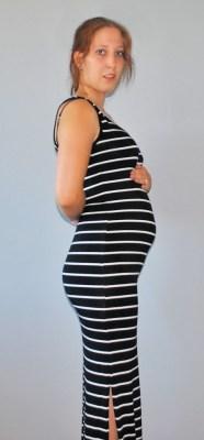 buikfoto 19 weken zwanger