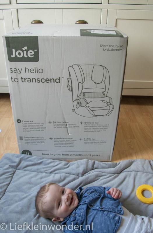 Autostoel JoieTranscend