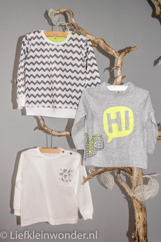 shoplog babykleding zeeman t-shirts en truien