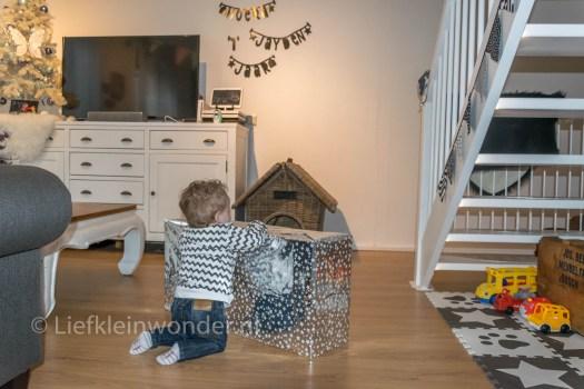 s Jayden's eerste verjaardag , Cadeau, little tikes activity garden, speelgoed