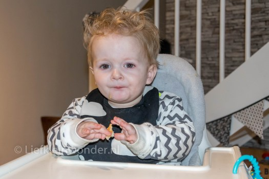 ayden's eerste verjaardag , Cadeau, little tikes activity garden, speelgoed