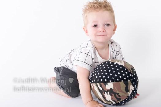 Ballonbal ballon bal een hoesje voor om een ballon spelen speelgoed brandrep piece of may handgemaakt