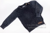 Dirkje babykleding review winter collectie 2017 jongens kleding stoer trui bruine broek brandrep