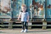 Minis Only brand enthousiast hippe en unieke babykleding kinderkleding lederlook legging broek baby peuter