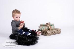 Sinterklaas en kerst fotoshoot christmas sint piet cadeaus foto shoot