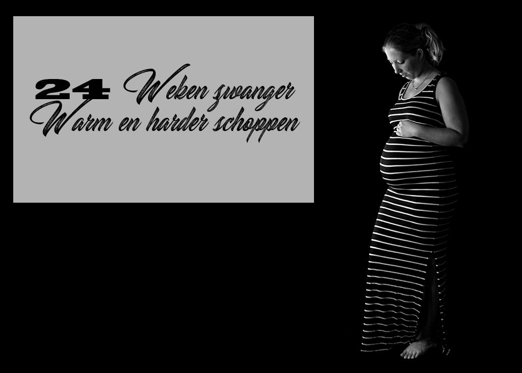 24 wekenzwanger buikfoto 24 weken tweede trimester 6 maanden baby 2 tweede baby mama blog kwaaltjes ontwikkeling broertje www.liefkleinwonder.nl