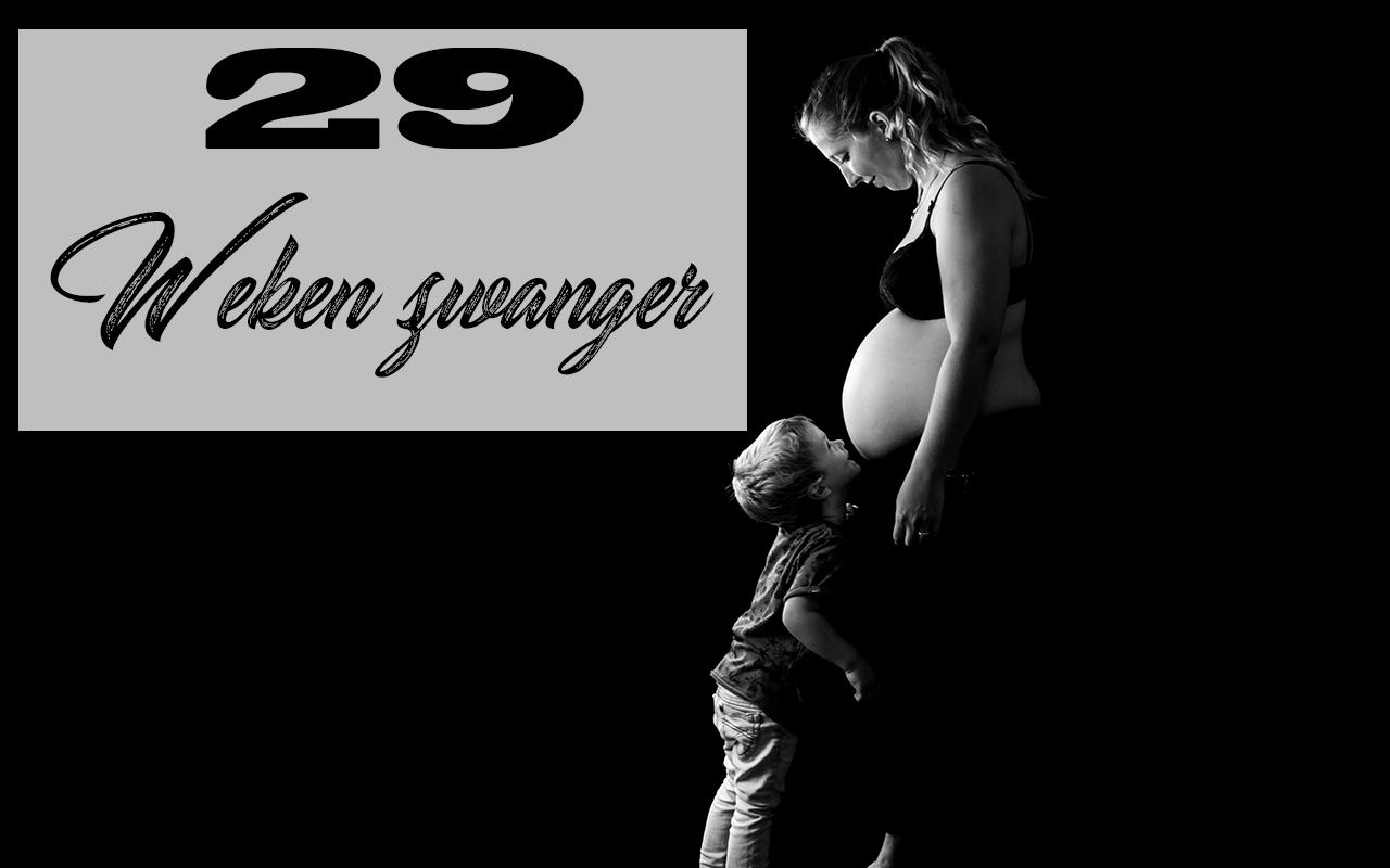 29 Weken zwanger buikfoto tweede kindje baby 2.0 boertje broer kwaaltjes mama blog blogger zwangerschap www.liefkleinwonder.nl