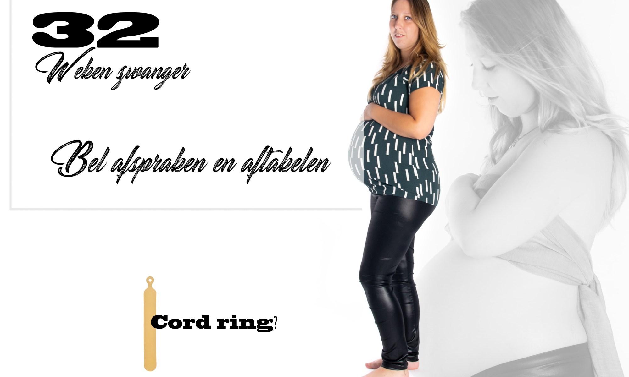 cord ring alternatief navelklem geboorte verloskundige blog zwanger zwangerschap baby tweede kindje broer mama blog buikfoto 32 weken zwanger www.liefkleinwonder.nl