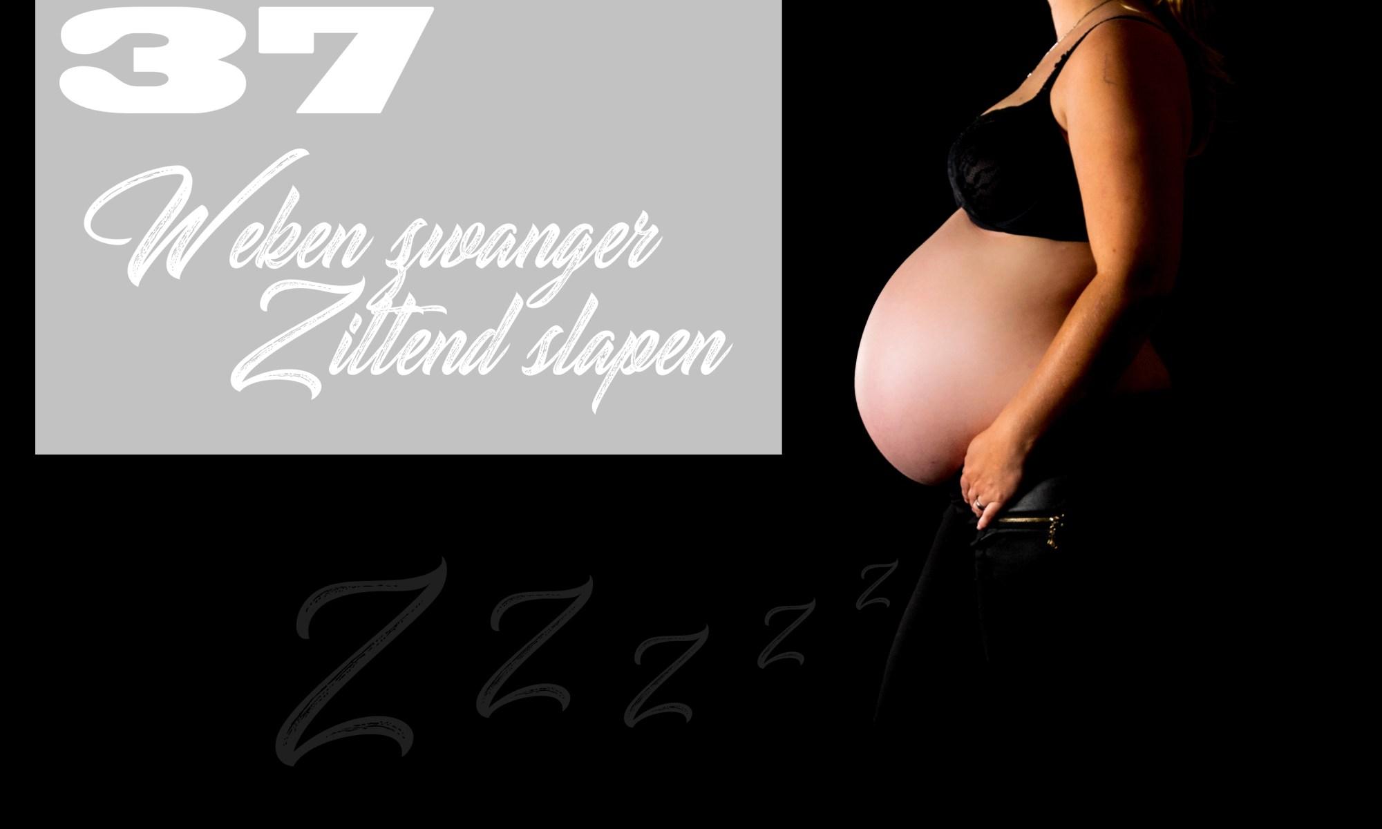 37 weken zwanger buikfoto bekken pijn slapen zittend bovenbenen kramp verloskundige controle hartje kwaaltjes strippen mama blog www.liefkleinwonder.nl