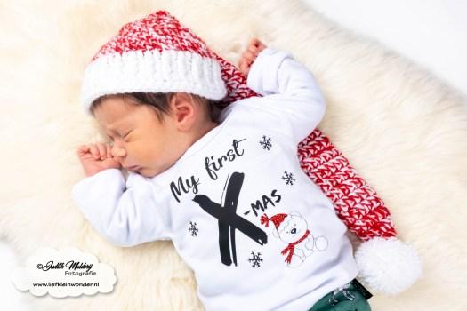 www.liefkleinwonder.nl brandrep newborn model baby soph's baby en kids handgemaakt babykleding kinderkleding twinning mijn eerste kerst my first x-mas