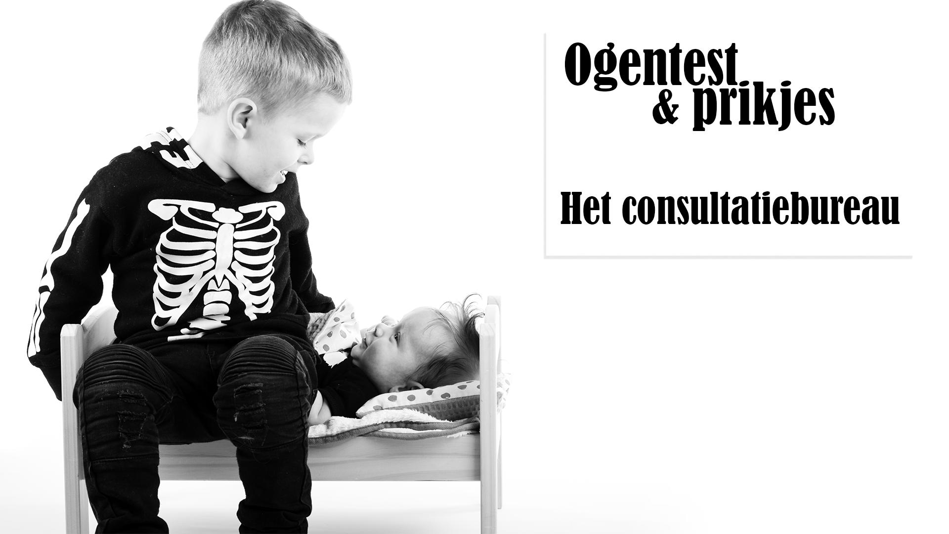Ogentest consultatiebureau wegen meten 6 kilo 61 cm peuter baby mama blog www.liefkleinwonder.nl prikjes