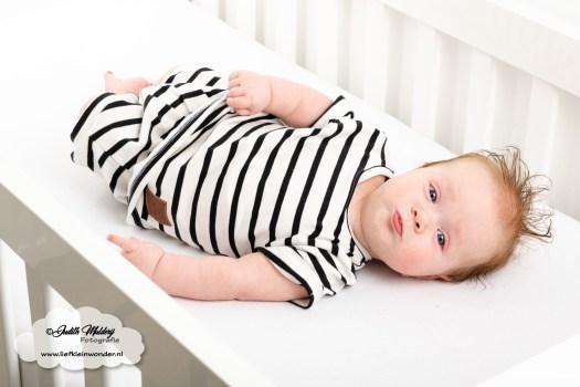 Brandrep babykleding baby zomerkleding review hip by (b)engel mama blog www.liefkleinwonder.nl shoplog jongen dieren blauw salopette harem tuinpakje short korte broek panter streepjes