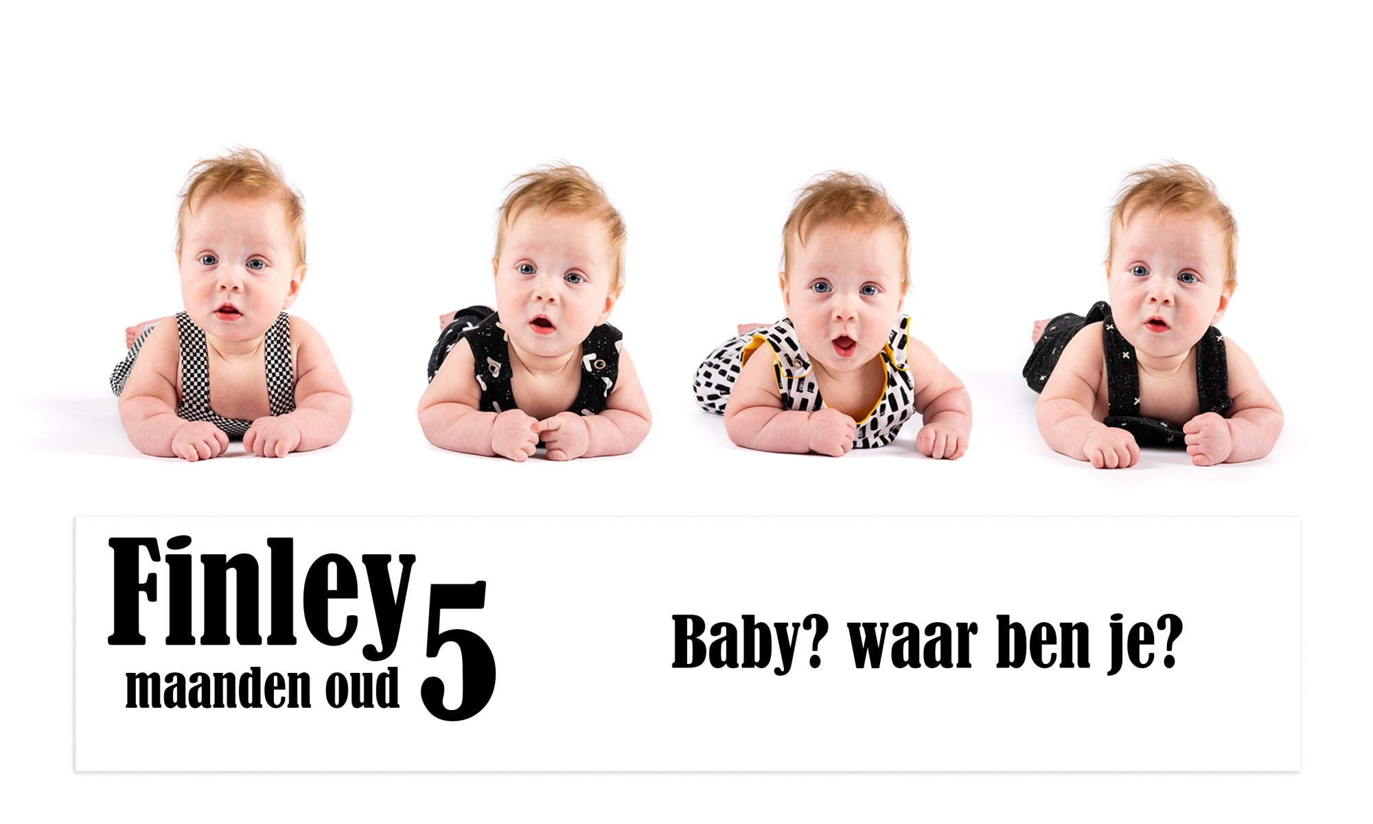 Finley 5 maanden oud mama blog www.liefkleinwonder.nl haremrompers little adventure one of it hema