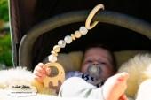 kraamcadeaus en cadeaus voor mama - houten speenkoorden & zo review mama blog foto's www.liefkleinwonder.nl kinderwagen hanger hout olifant bijtfiguur kralen