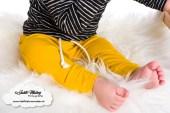 Sweet and small nieuwe baby collectie 2019 Finley tuinpakje broekje roest khaki (122)