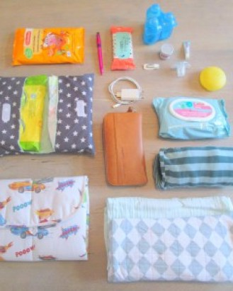 What's in my diaperbag