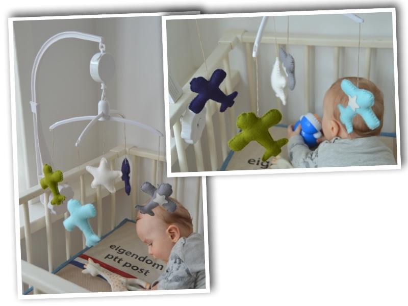 Verwonderlijk 10 dingen die ik zelf maakte voor onze baby... ~ Lief thuis RW-65