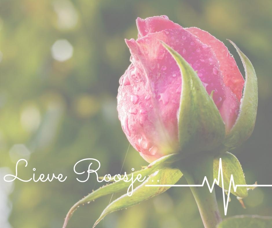 Lieve Roosje…- Papa beschrijft de heftige bevalling van Roosje…