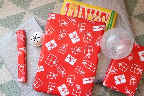 kerst pakket