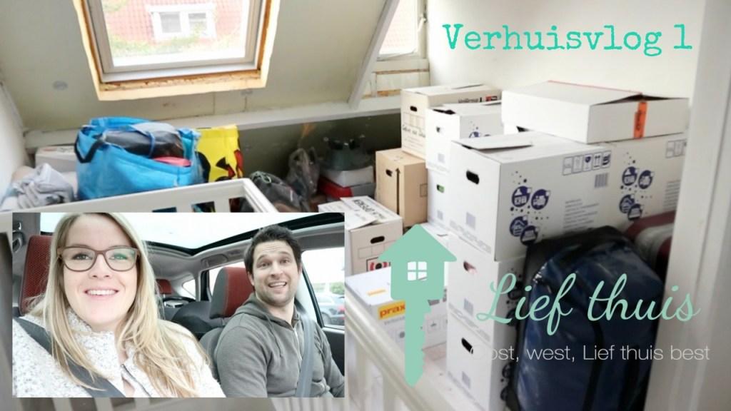 Verhuisvlog 1: Inpakken, interieur shoppen, hoe staat het er voor…