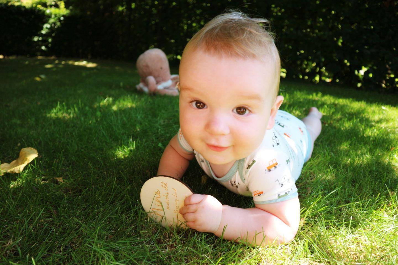 Pip 9 maanden – Update: van baby naar mini mensje…