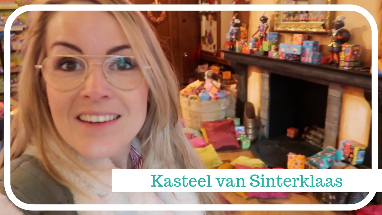Stress, date middag en Kasteel van Sinterklaas – Weekendvlog 32