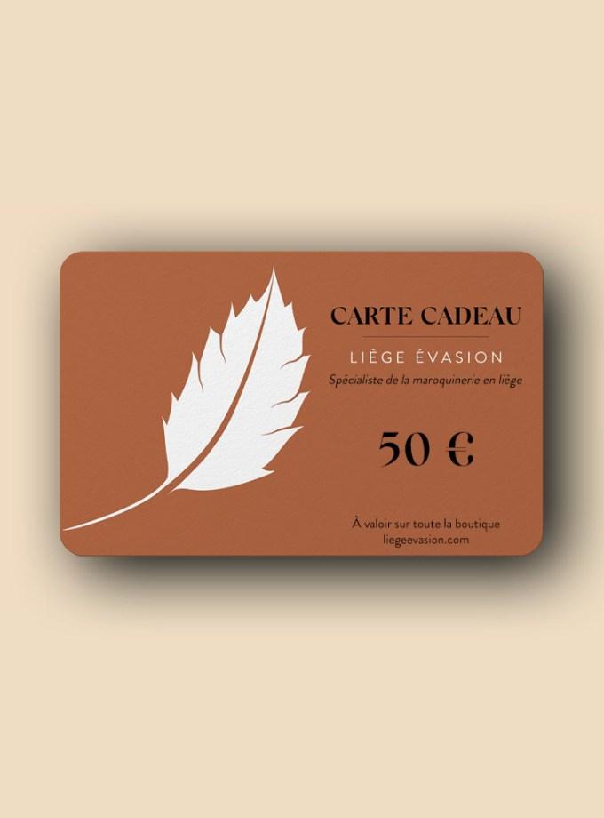 liege evasion carte cadeau 50€