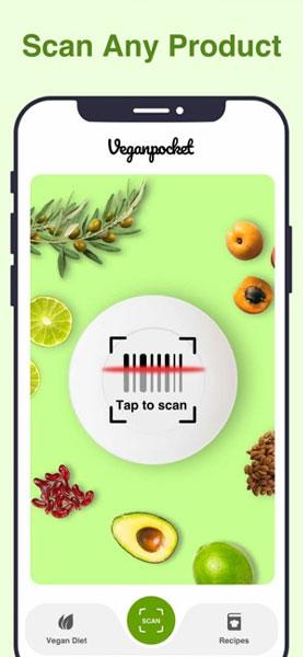 application pour vegan Vegan Pocket - Est-ce vegan ?