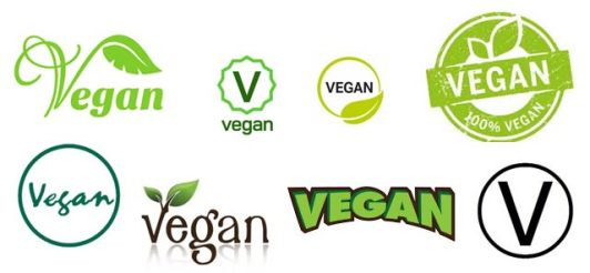 label vegan logos de labels non officiels