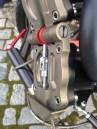 Azub trike folding hinge open