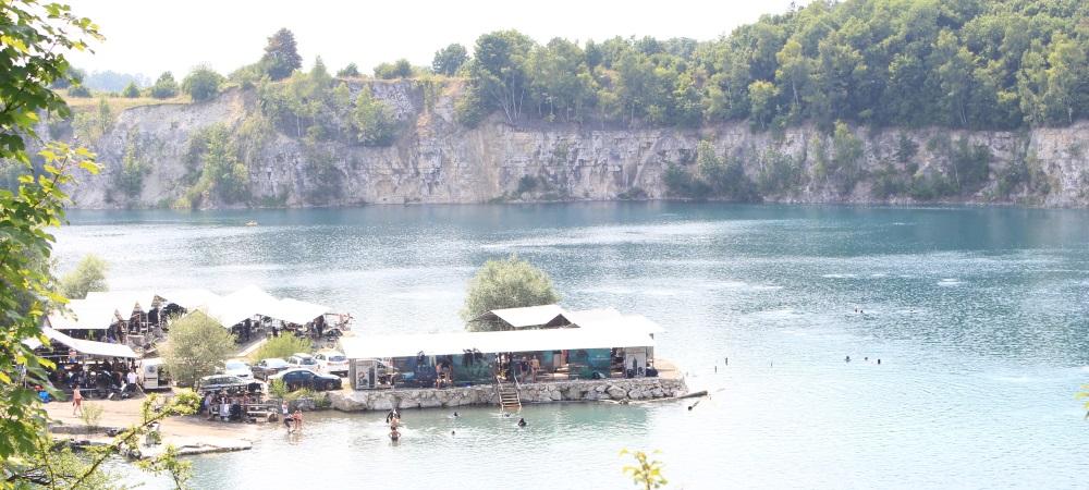 Zakrzowek ezers Krakovā