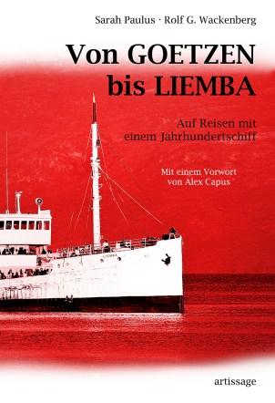 M.V. Liemba, ehem. Goetzen, Foto: Rolf G. Wackenberg