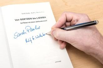 Von GOETZEN bis LIEMBA, Foto: Rolf G. Wackenberg
