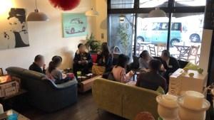 2019/4/13静岡市のカフェ1LDKでの婚活パーティー3