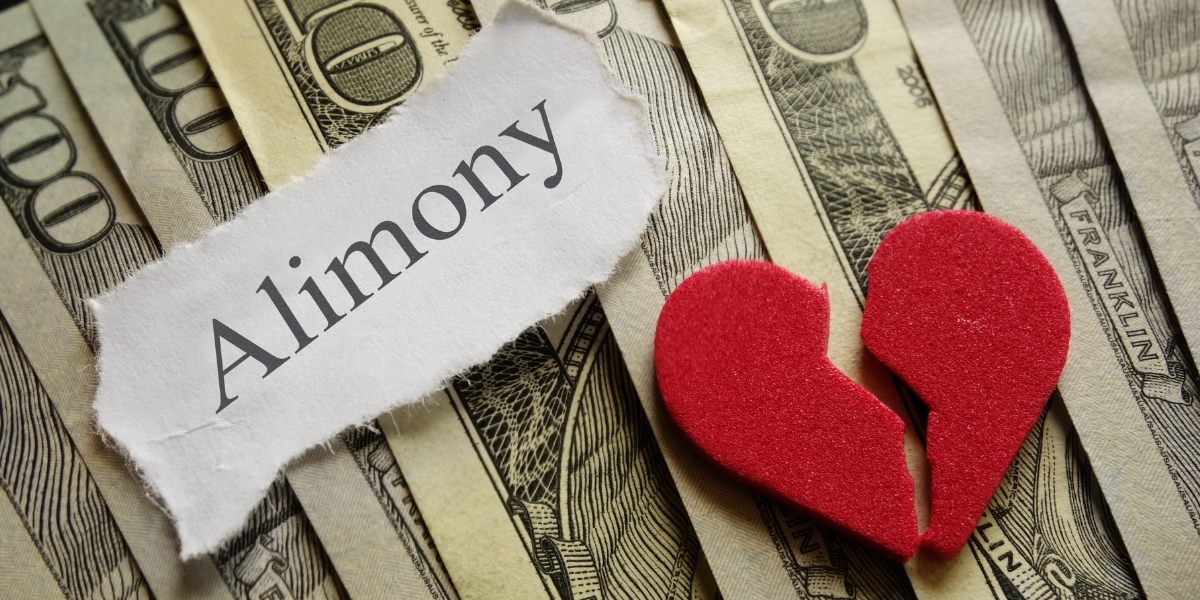 Women who depend on alimony are setting themselves up to fail.
