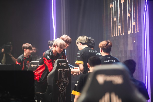 Hanoi, Vietnam - May 11: --- during the 2019 League of Legends Mid-Season Invitational Group Stage at the National Convention Center on May 11, 2019 in Hanoi, Vietnam. (Photo by David Lee/Riot Games)