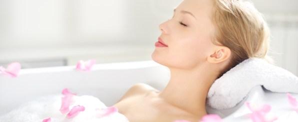 わずか20分で驚きの発汗量!冷え対策には半身浴!