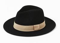 ハンサムハット,中折れハット,帽子,【DRWCYS】カラーフェルトHAT