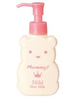 保湿,乾燥,乾燥対策,かわいい,良い匂い,香り,マミー,マイルドスキンミルク