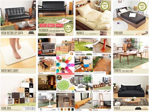 インテリア,雑貨,かわいい,お部屋作り,お店