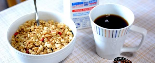 朝食ブームはまだまだ終わらない!気になる「グラノーラ」!